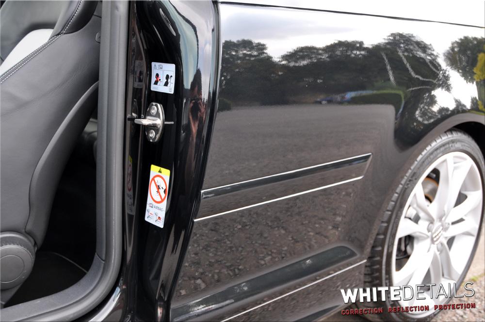 Audi S3 - Portfolio - White Details